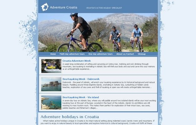 Adventure Croatia